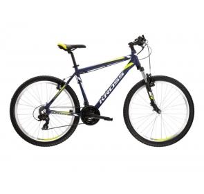 Rower górski HEXAGON M -granatowyllimonka - 2021