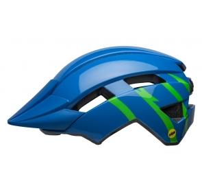 Kask dziecięcy BELL SIDETRACK II blue green