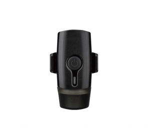 Lampa przód TOPEAK HEADLUX 100, USB , czarna