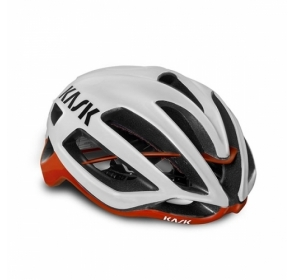 Kask Rowerowy KASK Protone - white/red