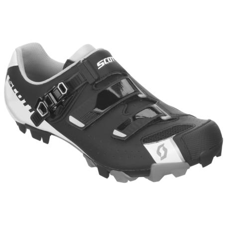 Buty Rowerowe SCOTT MTB Pro - black/white