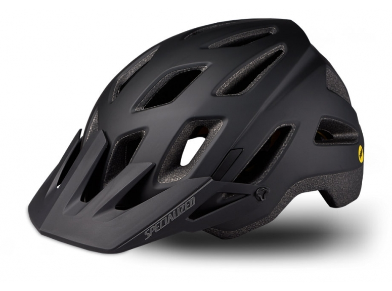 Kask MTB SPECIALIZED Ambush Comp z ANGI - black