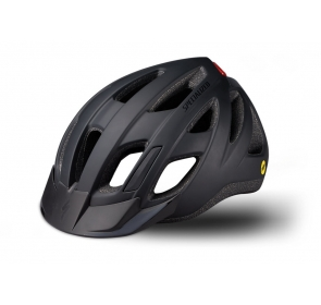 Kask Miejski SPECIALIZED Centro LED z MIPS - black