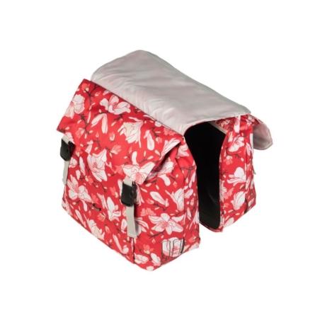 Sakwa miejska BASIL MAGNOLIA DOUBLE BAG poppy red