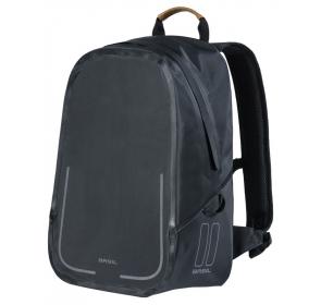Plecak BASIL URBAN DRY BACKPACK 18L, czarny mat