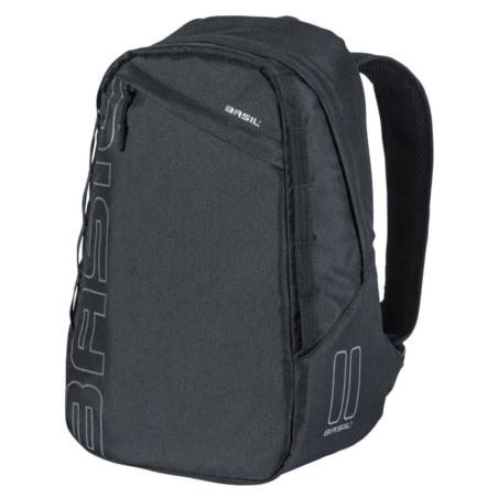 Plecak BASIL FLEX BACKPACK 17L, czarny