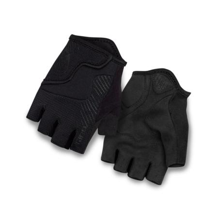 Rękawiczki juniorskie GIRO BRAVO JR mono black