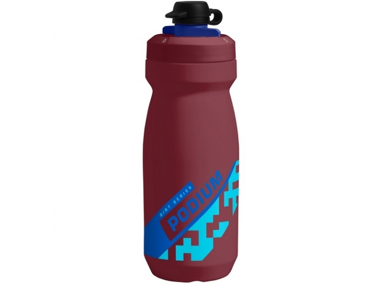 Bidon CamelBak Podium Dirt Series 620ml - dark red