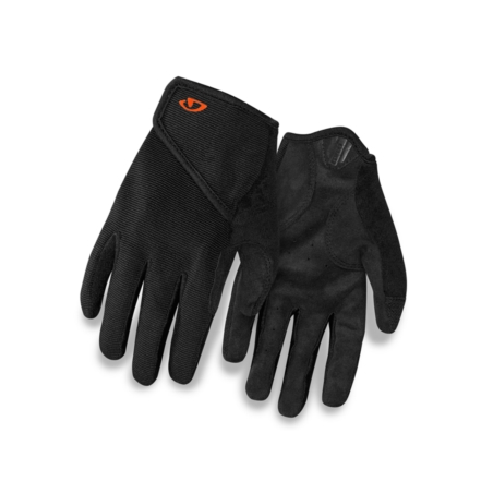 Rękawiczki juniorskie GIRO DND JR II black