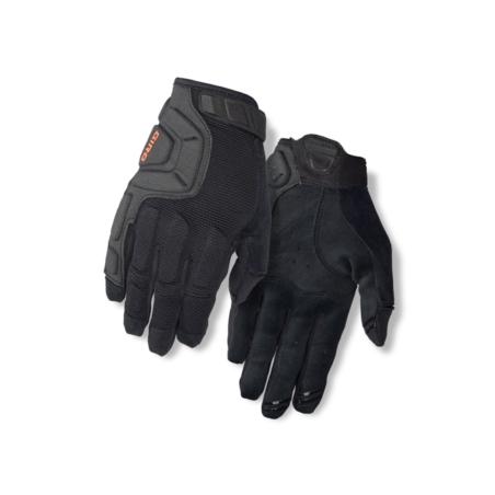 Rękawiczki męskie GIRO REMEDY X2 black