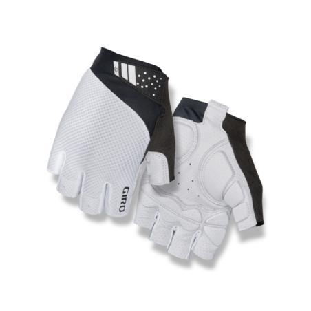 Rękawiczki męskie GIRO MONACO II GEL white