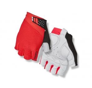 Rękawiczki męskie GIRO MONACO II GEL bright red