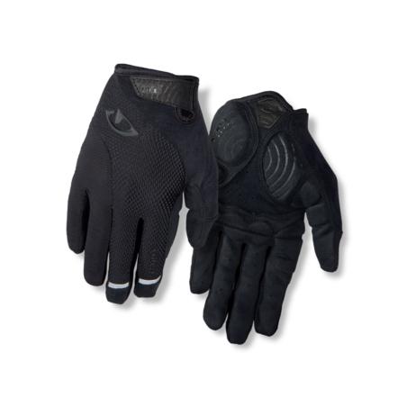 Rękawiczki męskie GIRO STRADE DURE SG LF black