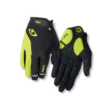 Rękawiczki męskie GIRO STRADE DURE SG LF yellow