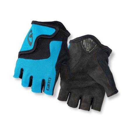 Rękawiczki juniorskie GIRO BRAVO JR blue jewel
