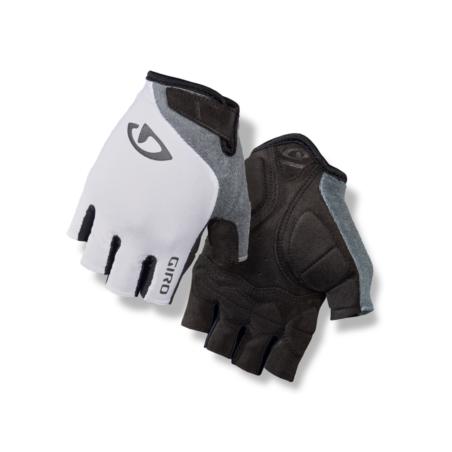 Rękawiczki damskie GIRO JAGETTE white titanium