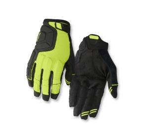 Rękawiczki męskie GIRO REMEDY X2 lime black