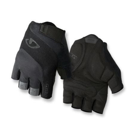 Rękawiczki męskie GIRO BRAVO GEL black