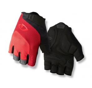 Rękawiczki męskie GIRO BRAVO GEL red black