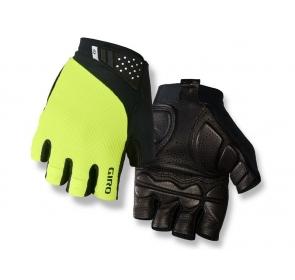 Rękawiczki męskie GIRO MONACO II GEL yellow