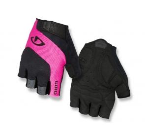 Rękawiczki damskie GIRO TESSA GEL black pink