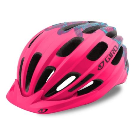 Kask dziecięcy juniorski GIRO HALE matte pink