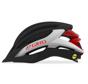 Kask mtb GIRO ARTEX INTEGRATED MIPS matte black wh