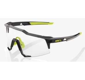 Okulary 100% SPEEDCRAFT - Gloss Black