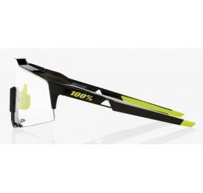 Okulary 100% SPEEDCRAFT - Gloss Black