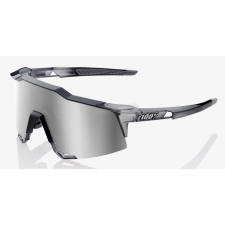 Okulary 100% SPEEDCRAFT - Translucent Crystal Grey