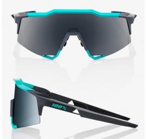 Okulary 100% SPEEDCRAFT - Soft Tact Celeste Green