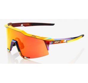 Okulary 100% SPEEDCRAFT - Peter Sagan Chromium Red