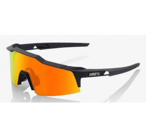 Okulary 100% SPEEDCRAFT SL - Soft Tact Black
