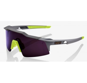 Okulary 100% SPEEDCRAFT SL - Soft Tact Midnight