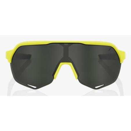 Okulary 100% S2 - Soft Tact Banan
