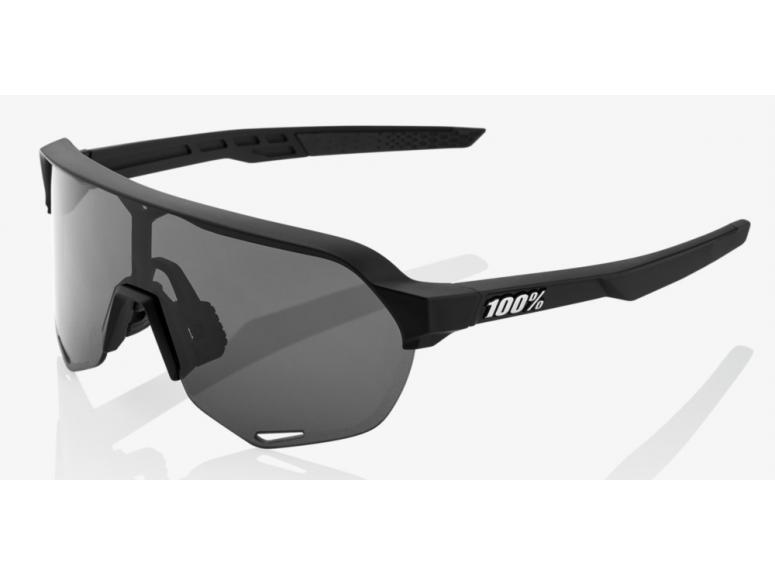 Okulary 100% S2 - Soft Tact Black