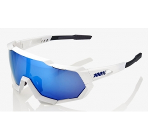 Okulary 100% SPEEDTRAP - Matte White