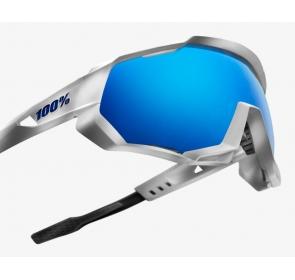 Okulary 100% SPEEDTRAP - Matte White
