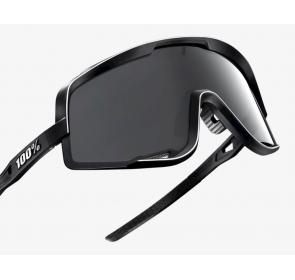 Okulary 100% GLENDALE - Soft Tact Black