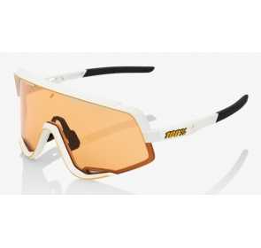 Okulary 100% GLENDALE - Soft Tact Off White