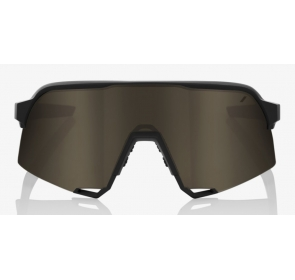 Okulary 100% S3 - Soft Tact Black
