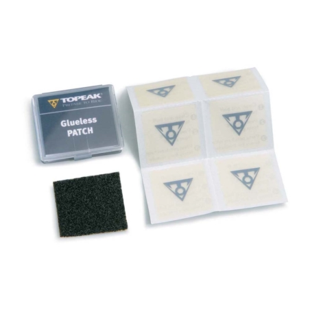 TOPEAK ŁATKI SAMOPRZYLEPNE FLYPAPER GLUELESS PATCH