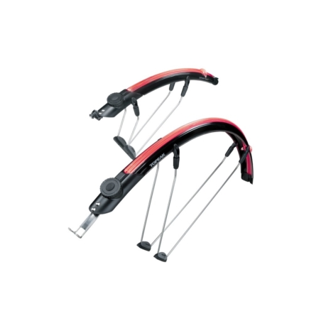 TOPEAK iGLOW BŁOTNIK ZESTAW DEFENDER iGLOW X SET