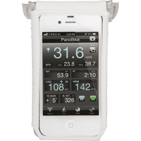 TOPEAK POKROWIEC SMARTPHONE DRYBAG 4 WHITE