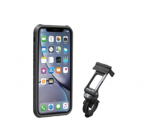 TOPEAK POKROWIEC RIDECASE FOR iPHONE XR BLACK