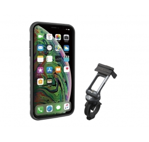 TOPEAK POKROWIEC RIDECASE FOR iPHONE Xs MAX BLACK