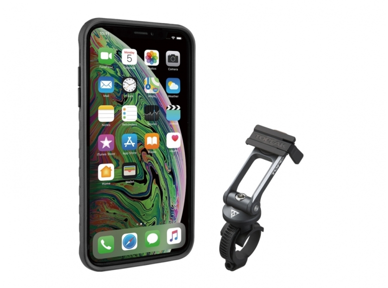 TOPEAK POKROWIEC RIDECASE FOR iPHONE Xs MAX BLACK