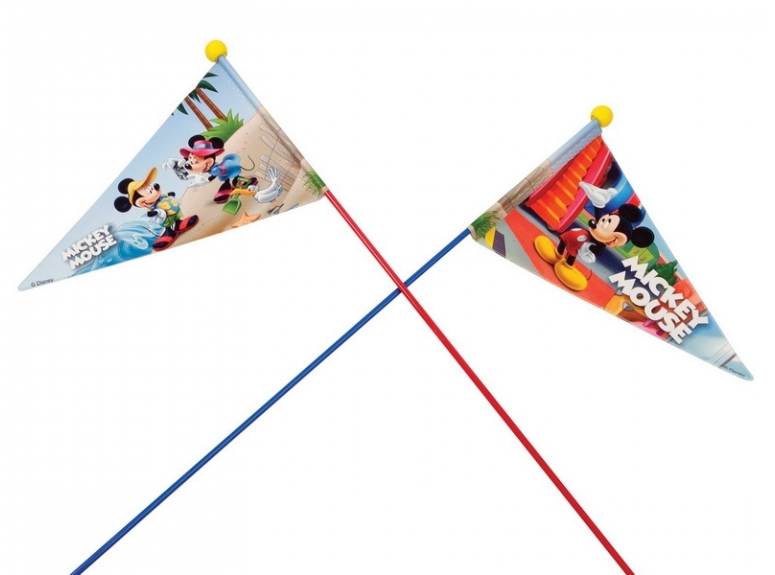 Flaga WIDEK MICKEY MOUSE