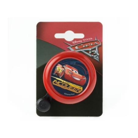 Dzwonek rowerowy WIDEK CARS3 czerwony