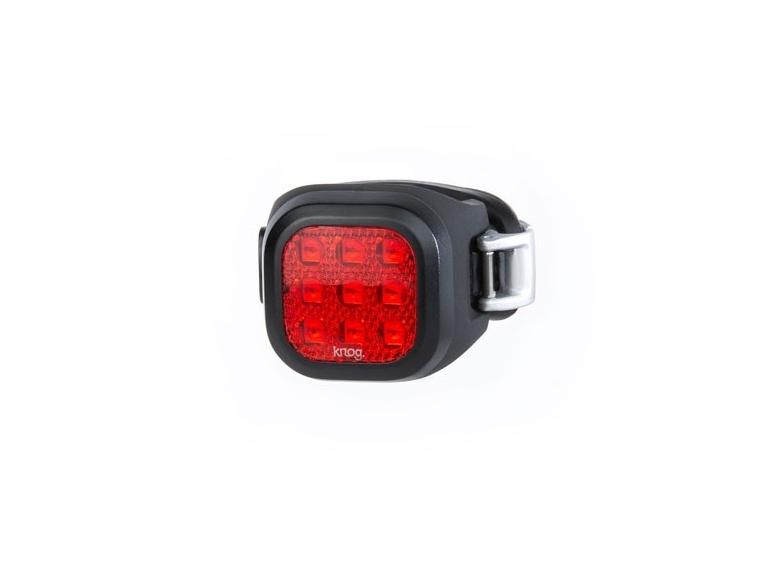 Lampka KNOG Blinder Mini Niner tył - czarny